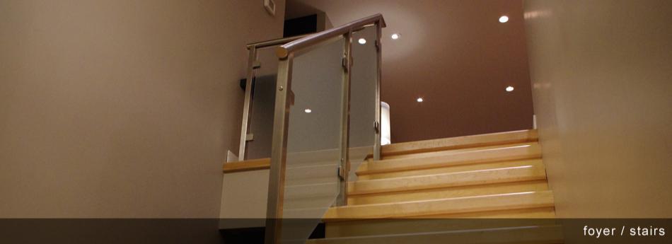 foyer / stair renovations